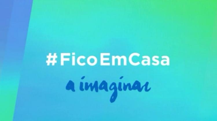 #FicoEmCasa a Imaginar