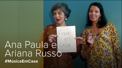 Play - Ana Paula e Ariana Russo