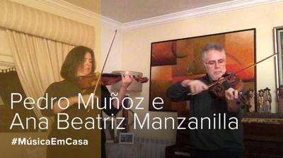 Play - Pedro Muñoz e Ana Beatriz Manzanilla