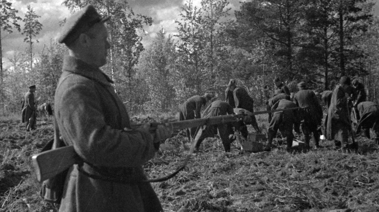 Os Carrascos de Estaline, Katyn, 1940