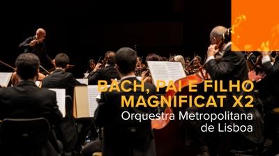 Play - Bach, Pai e Filho: Magnificat x2