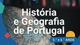 História e Geografia de Portugal - 5.º e 6.º anos - Vamos ver o que sei fazer no final do ano?
