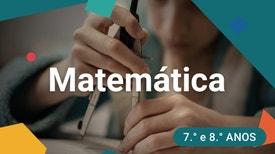 Matemática - 7.º e 8.º anos - Equações 3