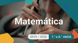 Matemática - 7.º e 8.º anos - Resolução de problemas