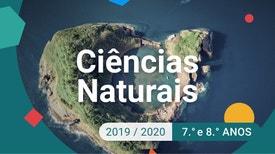 """Ciências Naturais - 7.º e 8.º anos - """"Atividades de consolidação de aprendizagens de Ciências Naturais"""""""