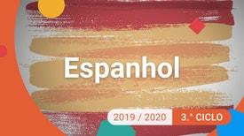 Espanhol - 3.º Ciclo - ¡Viajar activa tus sentidos!