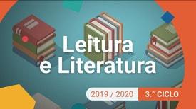 Leitura e Literatura - 3.º Ciclo - Ler é viajar, ler é crescer, ler é ser / Pequenas viagens ao redor de grandes livros