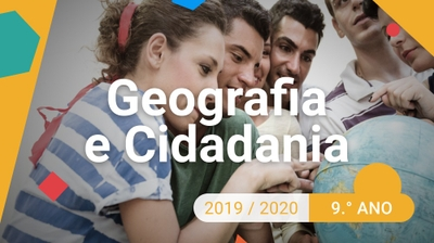 Play - Geografia e Cidadania - 9.º ano