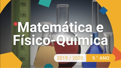 Play - Matemática e Físico-Química - 9.º ano