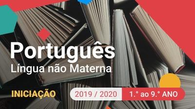 Play - Português Língua Não Materna - Iniciação - 1.º ao 9.º anos