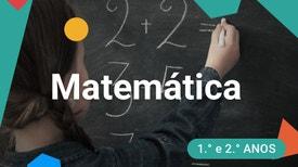 Matemática - 1.º e 2.º anos - O Têpluquê e outras histórias