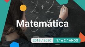 Matemática - 1.º e 2.º anos - A menina Gotinha de Água