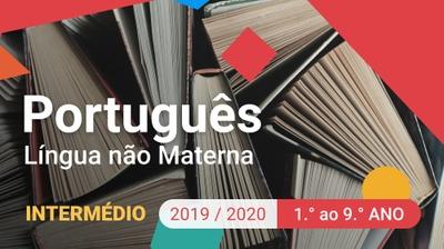 Play - Português Língua Não Materna - Intermédio - 1.º ao 9.º anos