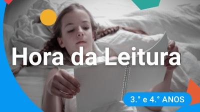 Play - Hora da Leitura - 3.º e 4.º anos