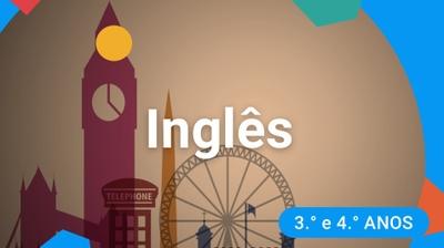 Play - Inglês - 3.º e 4.º anos