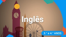 Inglês - 3.º e 4.º anos - Talking about the Human Body and the Five Senses