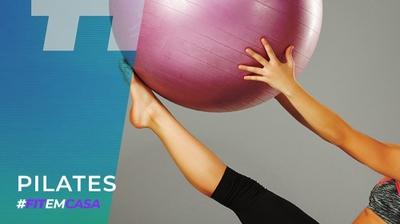 Play - Fit em Casa: Pilates