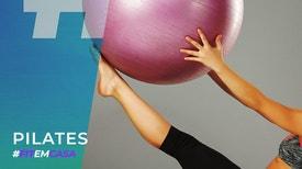 Fit em Casa: Pilates - Sara Brito: Exercícios do decúbito ventral