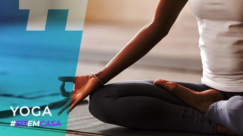 Fit em Casa: Yoga
