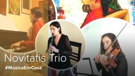 """Novitatis Trio - """"Contradanza"""" , de Paquito Raviera"""