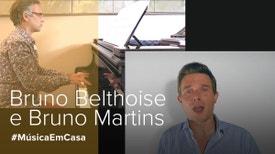 """Bruno Belthoise e Bruno Martins - """"Clair de Lune"""" de Gabriel Fauré"""