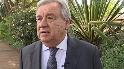 Play - António Guterres - A Entrevista