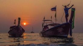 Os Barcos e os Homens