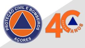 40 Anos Proteção Civil nos Açores