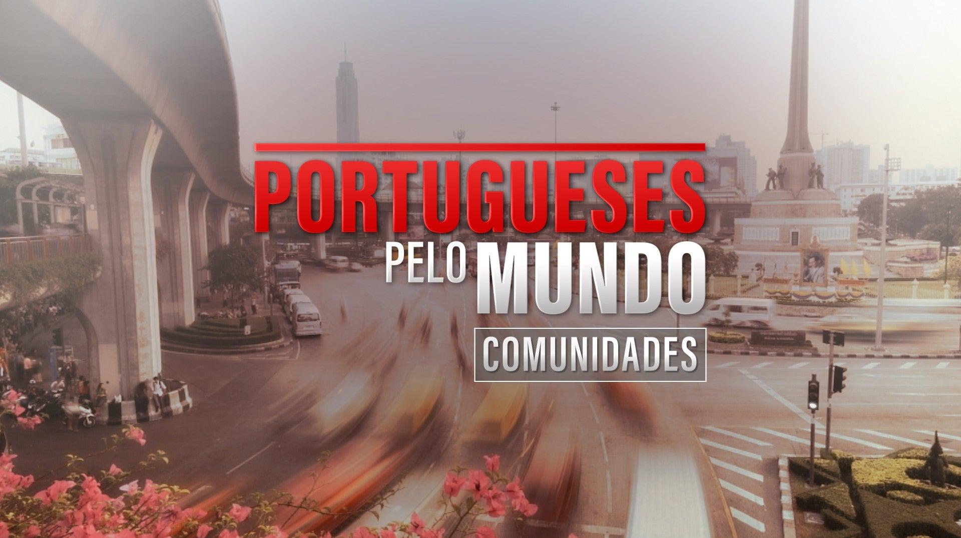Portugueses pelo Mundo - Comunidades