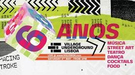Village Underground Aniversário 2020 Social Distancing Remix