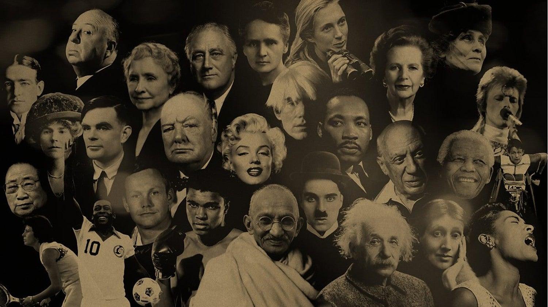 Ícones do Século XX