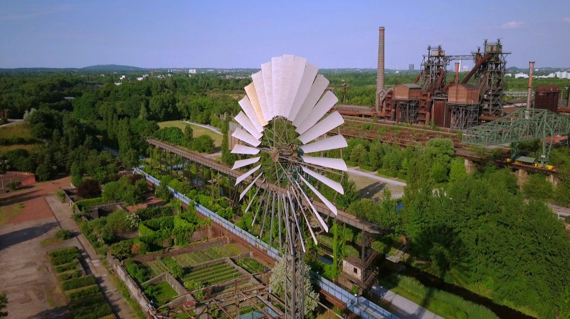 Parque Paisagístico de Duisburg-Norte (Alemanha)