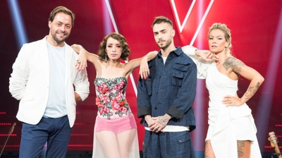 Play - The Voice Portugal - As Equipas