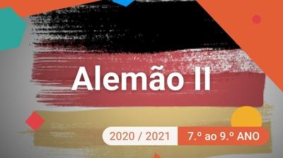 Play - Alemão II - 7.º ao 9.º anos