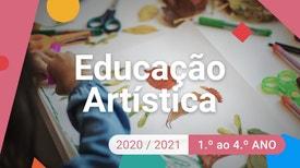 Educação Artística - 1.º ao 4.º ano - Arte sem palavras