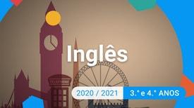 Inglês - 3.º e 4.º anos - Revisions: lessons 11 to 20