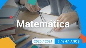 Matemática - 3.º e 4.º anos - Resolução de problemas por alunos da CPLP - Comunidade dos Países de Língua Portuguesa