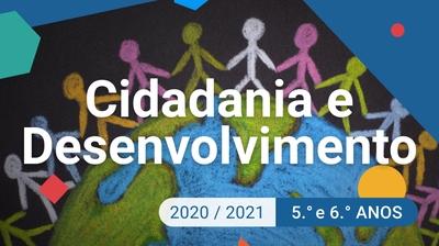 Play - Cidadania e Desenvolvimento - 5.º e 6.º anos