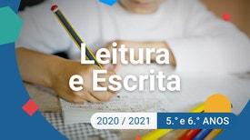 Leitura e Escrita - 5.º e 6.º anos - O relatório