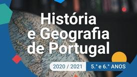 História e Geografia de Portugal - 5.º e 6.º anos - Portugal no séculos XV e XVI: os efeitos da expansão marítima. Sistematização de conteúdos. Portugal hoje: a composição