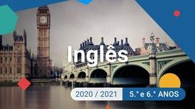 Inglês - 5.º e 6.º anos - Revisions: lessons 11 to 20