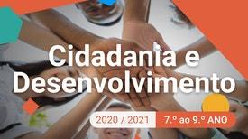 Cidadania e Desenvolvimento - 7.º ao 9.º anos - Interculturalidade e o desporto como ferramenta para a promoção da paz
