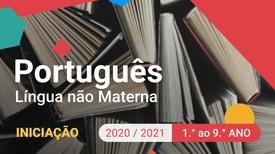 Português Língua Não Materna - Iniciação - 1.º ao 9.º ano - A rotina semanal