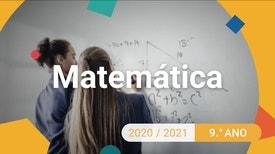 Matemática - 9.º ano - Vistas e planificações de sólidos