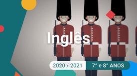 Inglês - 7.º e 8.º anos - Healthy lifestyles