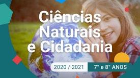 Ciências Naturais e Cidadania - 7.º e 8.º anos - Cadeias e teias alimentares