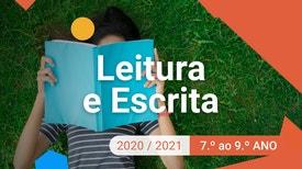 Leitura e Escrita - 7.º ao 9.º anos - Centro de Ciência do Café