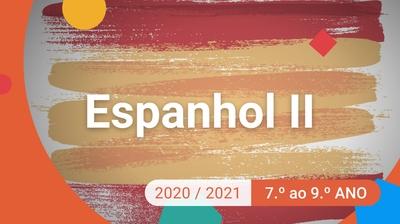 Play - Espanhol II - 7.º ao 9.º ano