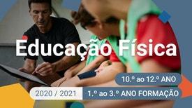 Educação Física - 10.º ao 12.º Ano - Comemoração do Dia Mundial da Língua Portuguesa.