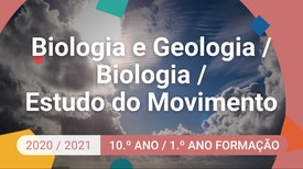Biologia e Geologia / Biologia / Estudo do Movimento - 10.º Ano - Processos membranares.